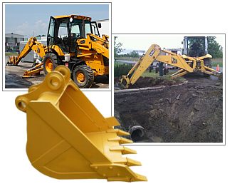 services d'excavation commercial